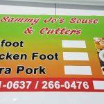 Sammy Jo's Souse & Cutters.