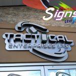 Tactical Enterprises.