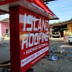 Island Roofing Trinidadsigns