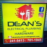 deans electrical trinidadsigns3